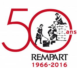 logo de l'association des rempart